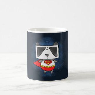 Panda estupenda taza de café