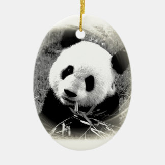 Panda Eyes Ornaments