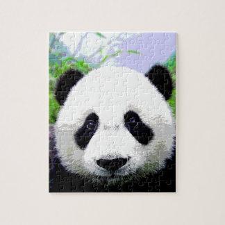Panda Eyes Puzzle