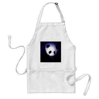 Panda Face Aprons