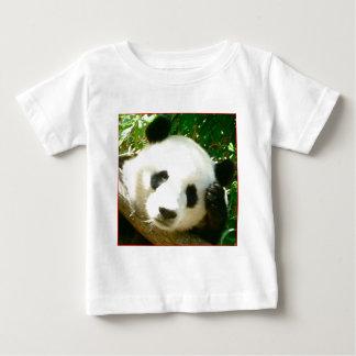 Panda Face Baby T-Shirt