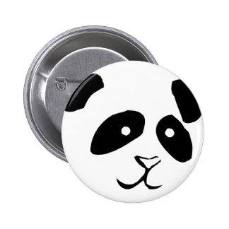 PANDA FACE BUTTON