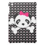 Panda Face & Crossbones iPad Case