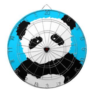 panda face dartboards