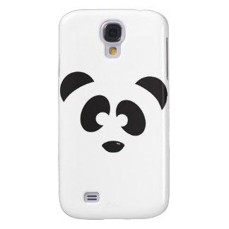 Panda Face Galaxy S4 Cases