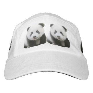 Panda Face Headsweats Hat