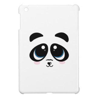 Panda Face iPad Mini Cases