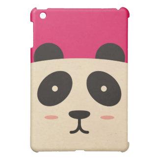 Panda face iPad mini case