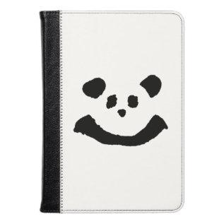 Panda Face Kindle Case at Zazzle
