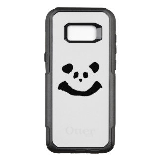 Panda Face OtterBox Commuter Samsung Galaxy S8+ Case