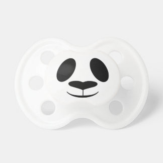 Panda Face BooginHead Pacifier