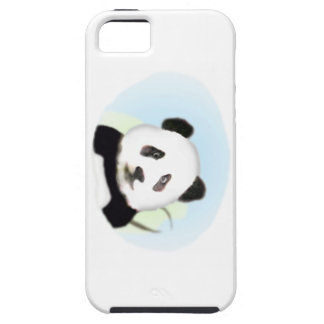 Panda Face Phone Case