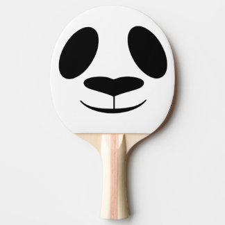 Panda Face Ping Pong Paddle