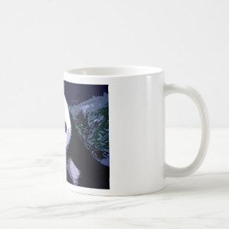 Panda Face Pop Art Classic White Coffee Mug