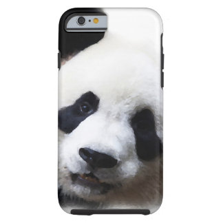 Panda Face Pop Art iPhone 6 Case
