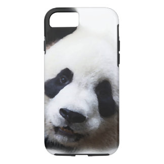 Panda Face Pop Art iPhone 7 Case