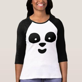 Panda Face [Women] Tshirts