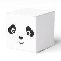 Panda Favor Boxes