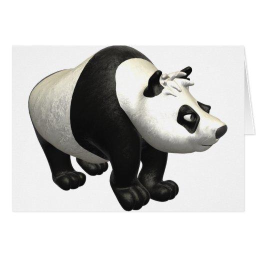 Panda Felicitación