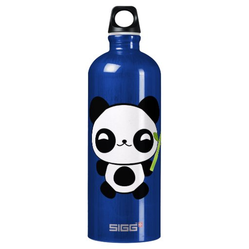 Panda feliz del bebé
