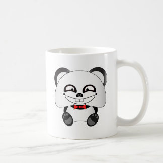 Panda feliz linda taza