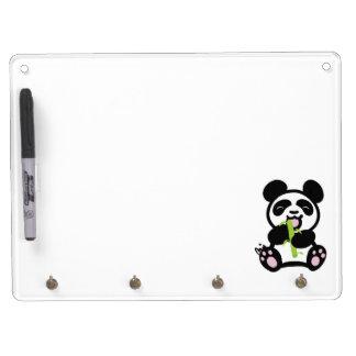 Panda feliz Whiteboard Pizarra Blanca