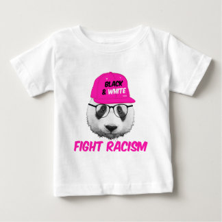 PANDA FIGHT RACISM SHIRTS