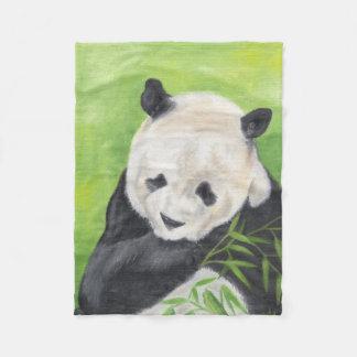 Panda fleece