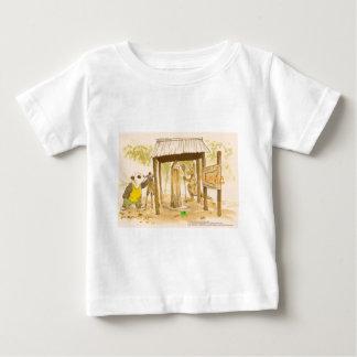 panda,frog,kangaroo,number 1 icon baby T-Shirt