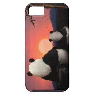 Panda iPhone 5 Case-Mate Cárcasa