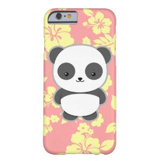 Panda Funda Para iPhone 6 Barely There