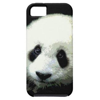 Panda Funda Para iPhone SE/5/5s