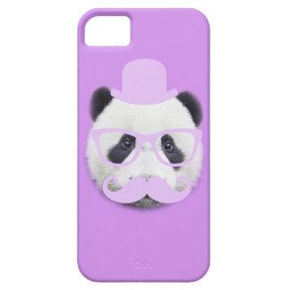 Panda Gentleman iPhone SE/5/5s Case