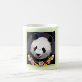 Panda gifts classic white coffee mug