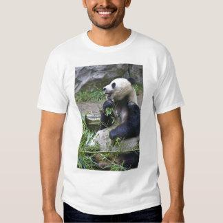 Panda gigante camisas
