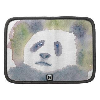 Panda gigante planificador