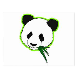 Panda gigante postal