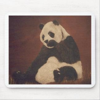 Panda Giggling CricketDiane Designer Stuff Mousepad