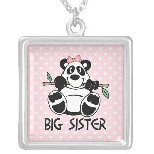 Panda Girl Big Sister Jewelry