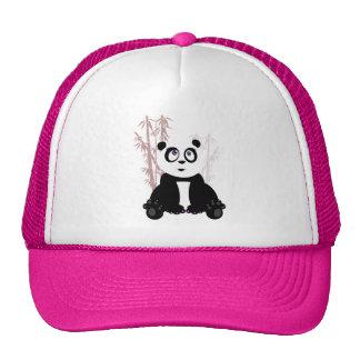 Panda Girl - Pink Trucker Hat