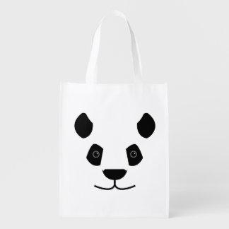 Panda Grocery Bag