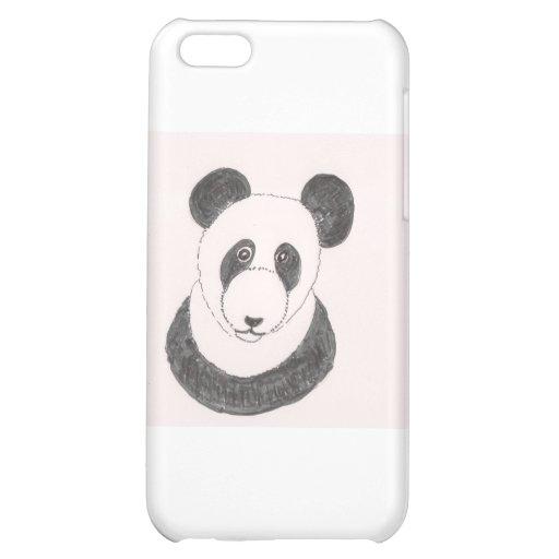 Panda gruñona