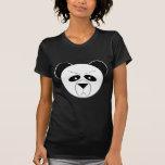 Panda gruñona camiseta
