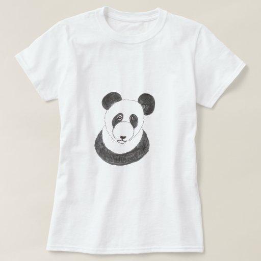 Panda gruñona playera