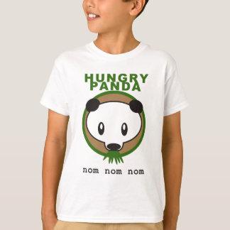 panda hambrienta playera