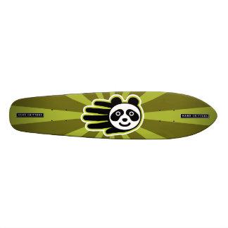 Panda Hand Skate Board Decks
