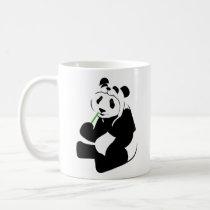 Panda Hat Coffee Mug