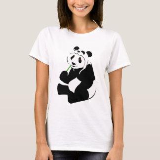 Panda Hat T-Shirt