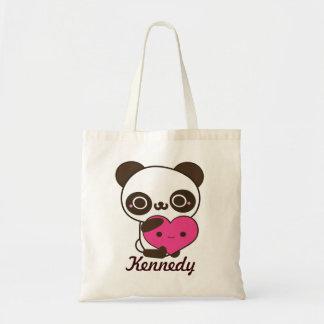 Panda Heart Bags