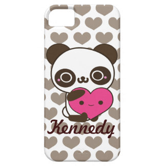 Panda Hearts iPhone SE/5/5s Case